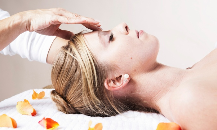 Erin Chanel Bodywork - Boulder: One or Three Energetic Head Treatments or One Full-Body Massage at Erin Chanel Bodywork (Up to 60% Off)