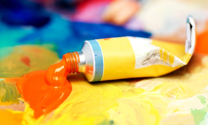 Thirst 4 Art - Rochester: Two-Hour Group Painting Class for One, Two, or Four at Thirst 4 Art (Up to Half Off)