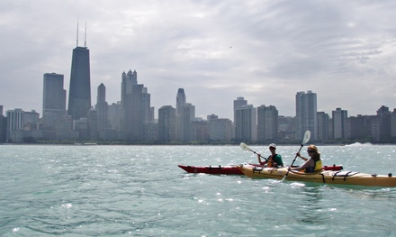 Two-Hour Kayak Rental on a Weekday or Any Day from Kayak Chicago (Up to 50% Off)