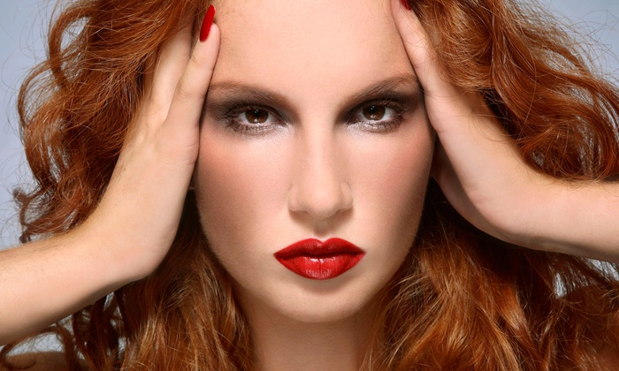 Shear Toxic - Glendale: $14 for $25 Toward Women's Haircuts or Facial Waxing — Shear Toxic