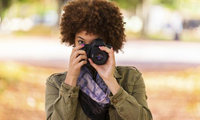 Bridgie Gomez Photography - Bridgie Gomez - Woodside Park: 30-Minute Outdoor Photo Shoot with Retouched Digital Images from Bridgie Gomez Photography (70% Off)