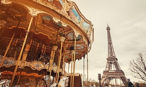 ✈ Vacation in Paris and London with Air from go-today at Paris with Optional and London Upgrade Vacation with Hotel and Air from go-today, plus 6.0% Cash Back from Ebates.