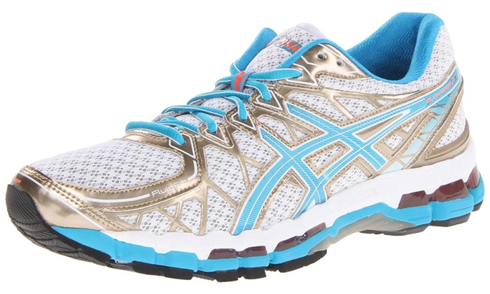 Running Shoe Preview: Asics GEL Kayano 20