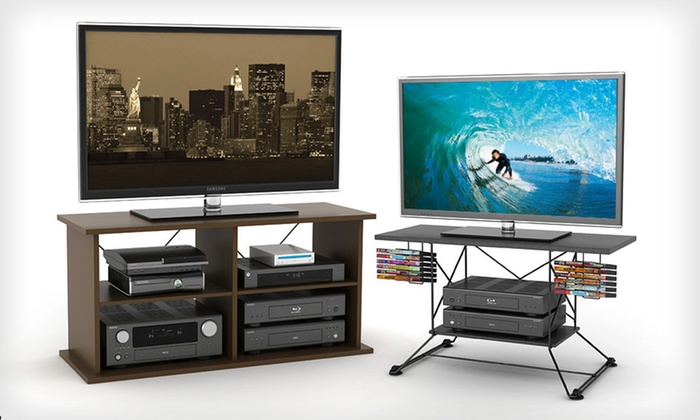 Atlantic Television Stands: Atlantic Soho Television Stand or Duo Television and Audio Stand (Up to 57% Off). Free Returns.