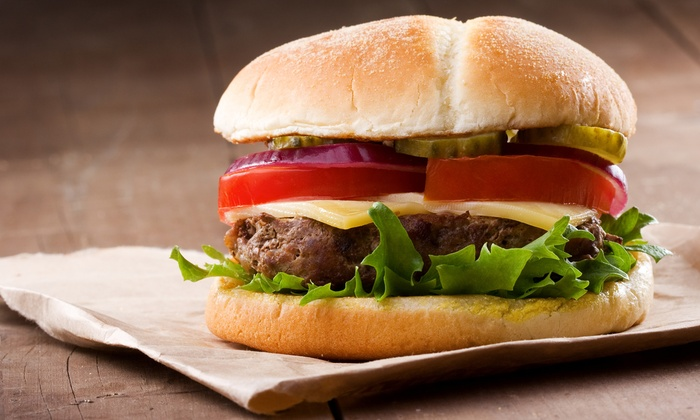 Tasty Tom's - Ritchie: Burgers and Diner Food for Two or Four at Tasty Tom's (45% Off)