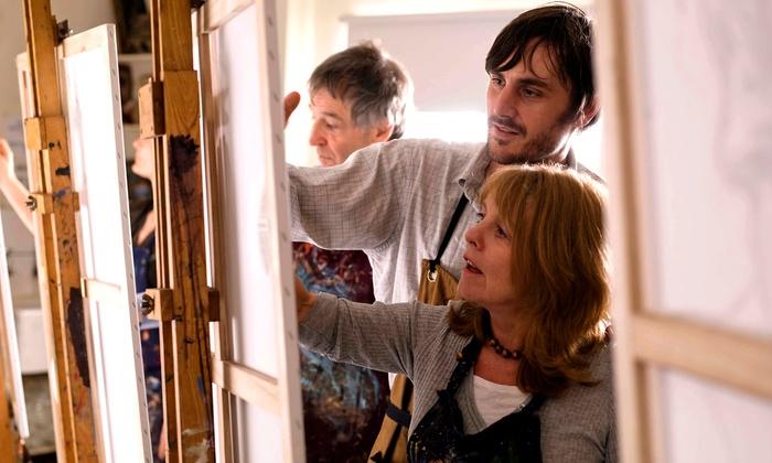 Feel Okay Art Studio - Mill Pond: $60 for $160 Worth of Painting Classes — Feel Okay Art Studio