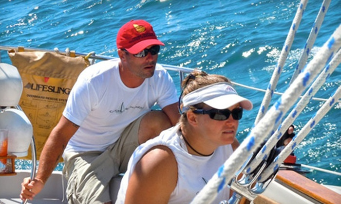 Go Sailing Chicago - Multiple Locations: $99 for a Three-Hour Introductory Sailing Lesson from Go Sailing Chicago ($375 Value)
