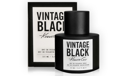 Kenneth Cole Vintage Black Eau de Toilette Spray for Men; 3.4 Fl. Oz.