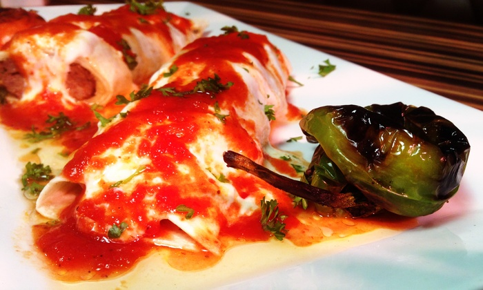 A La Turca - Hollywood: Mediterranean Cuisine for Two or Four on Weekday or Weekends at A La Turca (Up to 50% Off)
