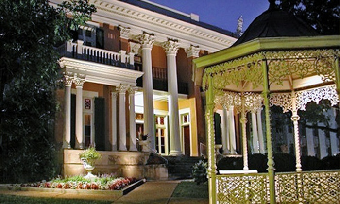 Belmont Mansion - Nashville: Tour Package for Six, Four, or Two, or a One-Year Family Membership at Belmont Mansion (Up to 61% Off)