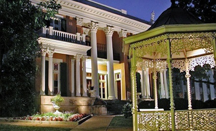 Tour Package for Six, Four, or Two, or a One-Year Family Membership at Belmont Mansion (Up to 61% Off)