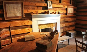 Sam Houston Memorial Museum: Admission for Two, Four, or Up to Eight to Sam Houston Memorial Museum (Up to 47% Off)