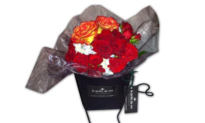 Le Jardin De Vivi - Multiple Locations: $35 for $80  Worth of Flowers at   Le Jardin De Vivi