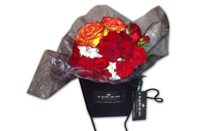 $35 for $80  Worth of Flowers at   Le Jardin De Vivi