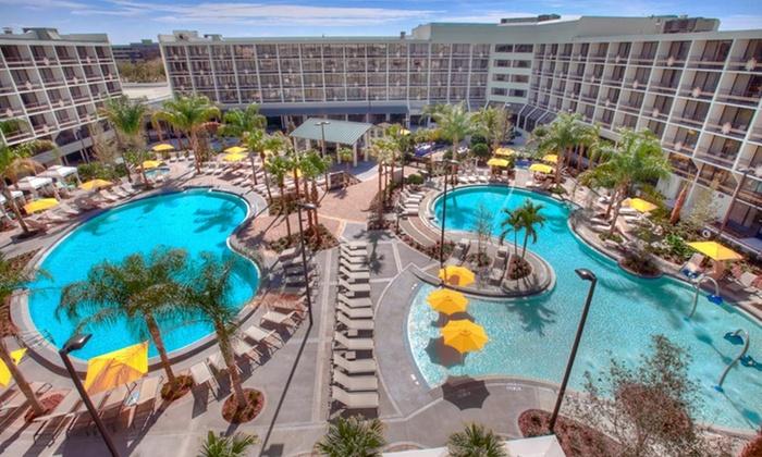 Sheraton Lake Buena Vista Resort - Orlando: Stay with $30 Resort Credit at Sheraton Lake Buena Vista Resort in Orlando, FL