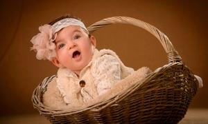 Lionel Pho'thau: Des photos souvenirs de votre bébé avec une séance photo à 24,90 € au lieu de 130 au Studio Pho'Thau