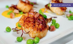 Bergamot: Seven-Course Gourmet Tasting Dinner for Two, Four, or Six at Bergamot (43% Off)