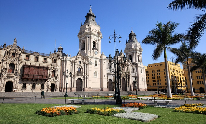 Peru Vacation With Airfare In Lima Groupon Getaways