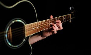 Peace of Mind Music Lessons:  $9 for One Half-Hour Virtual Music Lessons from Peace of Mind Music Lessons ($20 Value)