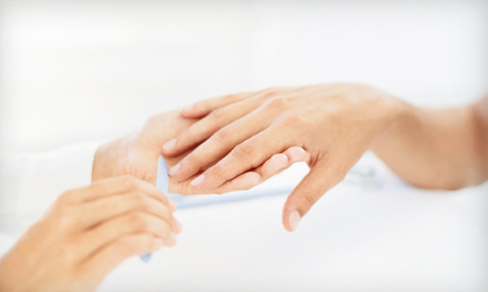 La Bella Salon - Berkeley: One or Three Spa Manicures at La Bella Salon (Up to 53% Off)