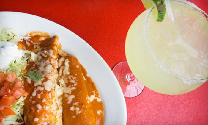 Blue Agave - Central Chicago: $20 for $40 Worth of Mexican Cuisine and Tequila at Blue Agave