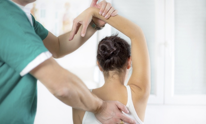 Active Rehab - West London: Chiropractic Package with Adjustments and Optional Decompression Treatments at Active Rehab (Up to 85% Off)