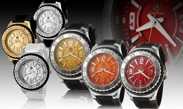 Louis Richard Men's Pendragon and Boldt Watches: Louis Richard Men's Pendragon and Boldt Watches. Multiple Styles Available from $42.99-$44.99. Free Returns.
