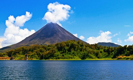 7-Night Costa Rica Vacation with Airfare and Rental Car from Travel by Jen. Price/person Based on Double Occupancy.