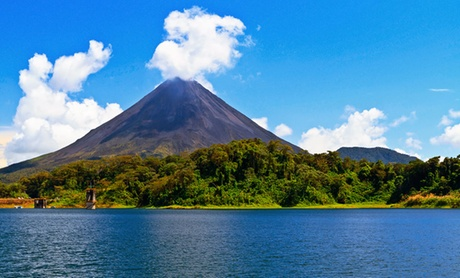 Stay near Arenal on Costa Rica Trip with Airfare