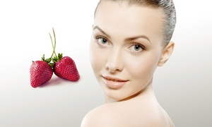 Distinctive Style Salon & Spa: $55 for Strawberry-Lemonade Facial at Distinctive Style Salon & Spa ($120 Value)