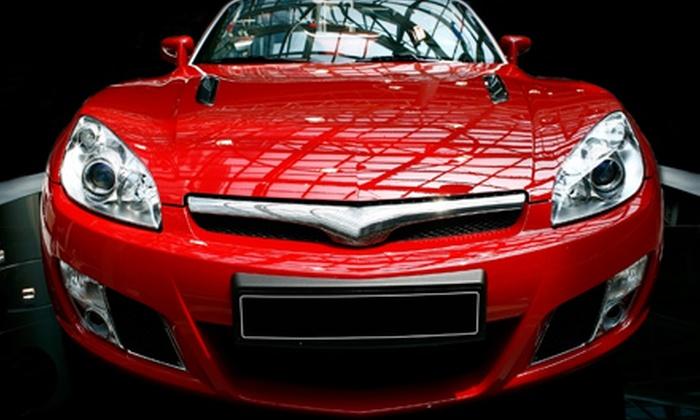 Detail Plus - Marion: $45 for Exterior Auto Detailing at Detail Plus in Marion ($90 Value)