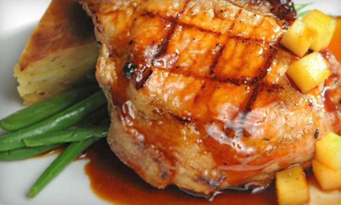 Gaslight Grill - Cornerstone Of Leawood: $30 Worth of Steak-House Fare