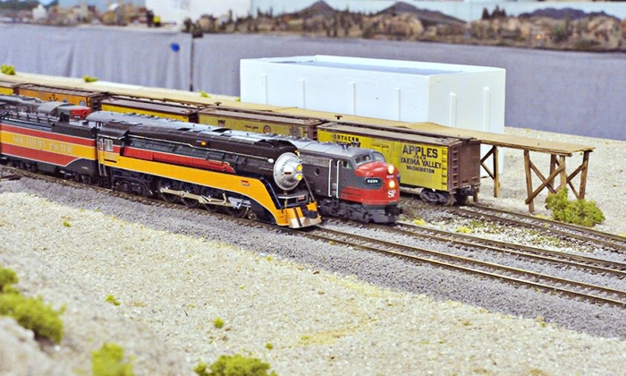 The Big Train Show - Ontario: Two or Four Adult Tickets with Parking at The Big Train Show (Up to 56% Off)