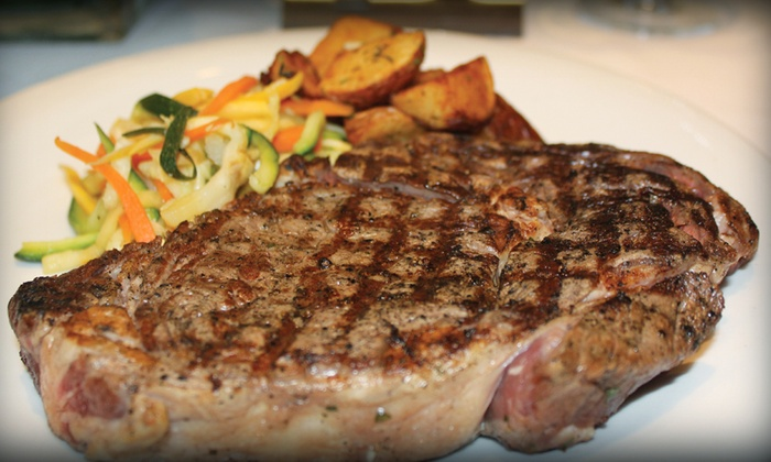 Kosh Miami - Surfside: Kosher Steak and Sushi at Kosh Miami (Up to 46% Off)