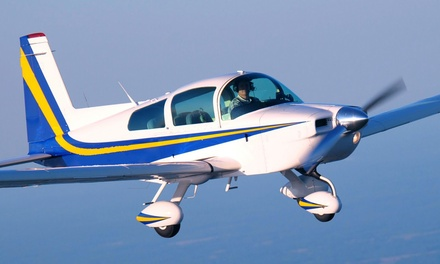 $119 for a 60-Minute Flight Lesson with Video and Log Book at Rotor F/X LLC ($249 Value)