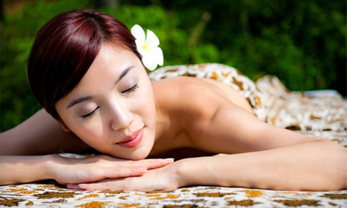 Hibiscus Day Spa - Bedford - Stuyvesant: 50-Minute Therapeutic or Swedish Massage, H20 Facial, or a Massage and Facial at Hibiscus Day Spa (Up to 71% Off)