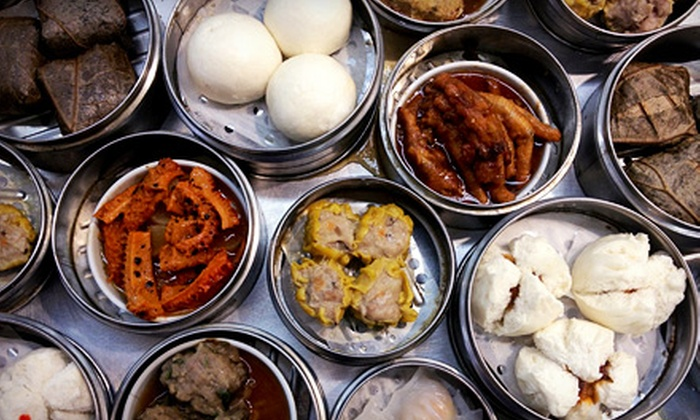 Tasty BBQ & Dim Sum - Garden Grove: Authentic Dim-Sum Meal for Two, Four, or Six at Tasty BBQ & Dim Sum (40% Off)