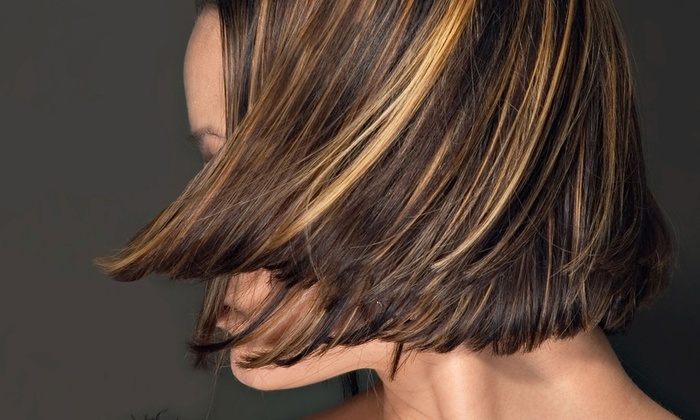 Beauty by Lynda at Grapevine Hair Salon - Milwaukie Heights: Haircut and Conditioning Treatment with Optional Coloring at Beauty by Lynda at Grapevine Hair Salon (Up to 51% Off)