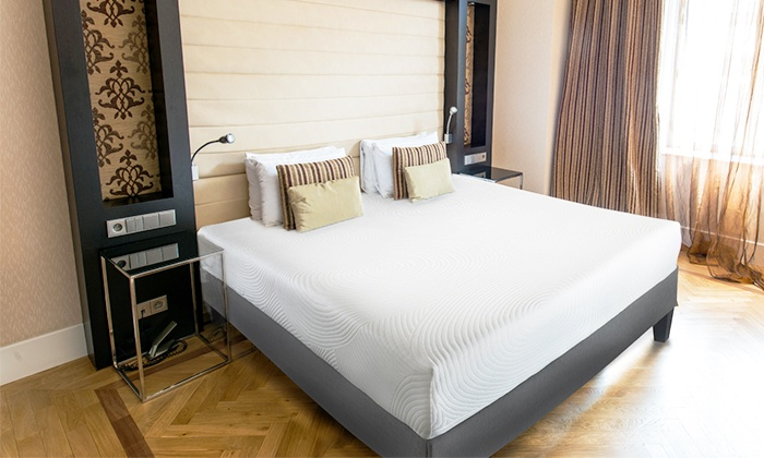 matelas m moire de forme groupon. Black Bedroom Furniture Sets. Home Design Ideas