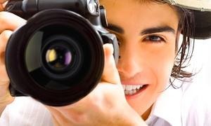 Mastermedia: Curso de fotografía digital para una o dos personas desde 24,95 €