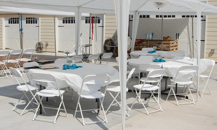 WCS Party Rentals Memphis - Walnut Grove - Shelby Farms PD: $59 for $90 Worth of Party Supplies — WCS Party Rentals Memphis