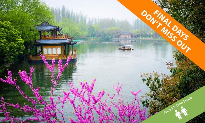 Travel Asia - Hangzhou: ✈ China: $777 Per Person for a 7-Night Getaway with Flights, Tours, Transportation and Meals