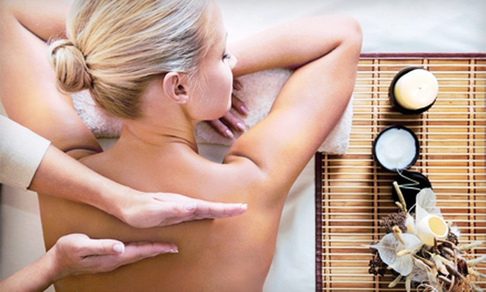 A Touch of Inspiration - Embassy Lakes: 75-Minute Signature Massage or 60-Minute Rose Mud Wrap at A Touch of Inspiration in Cooper City (Up to 56% Off)