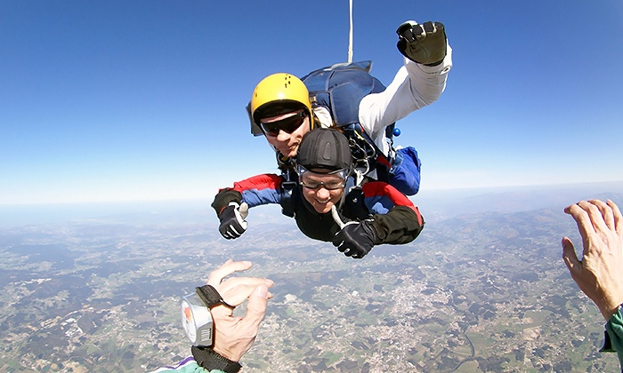 Skydiving Coupons and vouchers. Save up to 70% with your Skydiving Coupons or voucher. Don`t miss out on fantastic daily Skydiving Coupons. $ for a