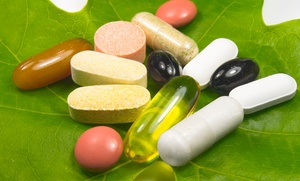 Range Of Wellness: $28 for $50 Worth of Nutritional Supplements — Range of Wellness