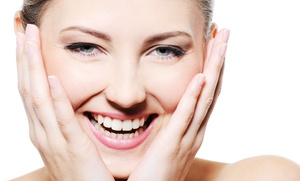 Aesthetic Center: One or Six SilkPeel Microdermabrasion Treatments at Aesthetic Center (67%Off)