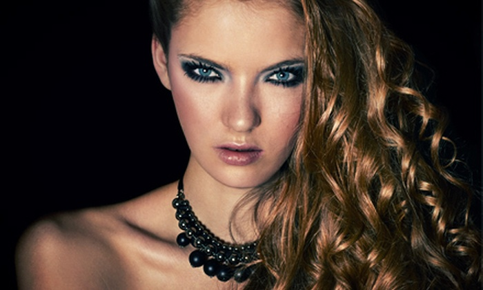 Boston Beauty - Multiple Locations: $20 for $40 Worth of Cosmetics and Hair Products at Boston Beauty