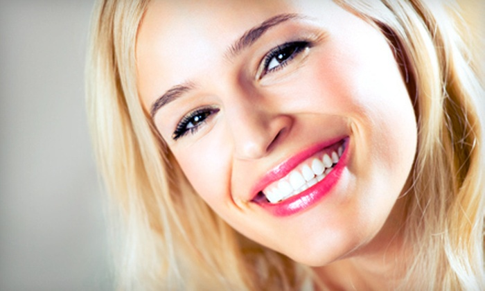 Platinum White - Gulfton: $89 for One In-Office Teeth-Whitening Treatment at Platinum White ($179 Value)