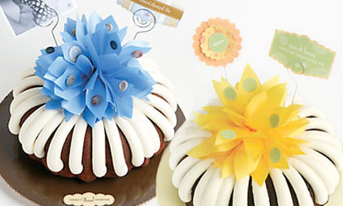Nothing Bundt Cakes - Sundale: $10 for $20 Worth of Bundt Cakes and Pastries at Nothing Bundt Cakes in Fremont