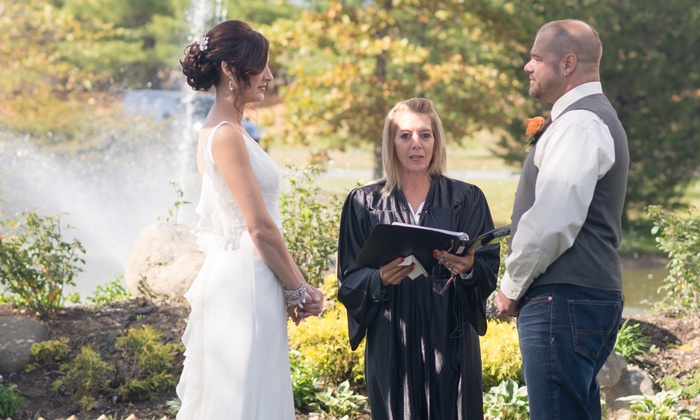 Dgjr Photography - Albany / Capital Region: 180-Minute Wedding Photography Package with Retouched Digital Images from DGJR Photography (45% Off)